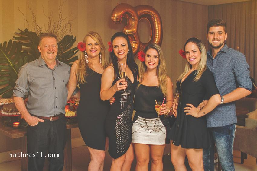 Festa aniversário Floripa