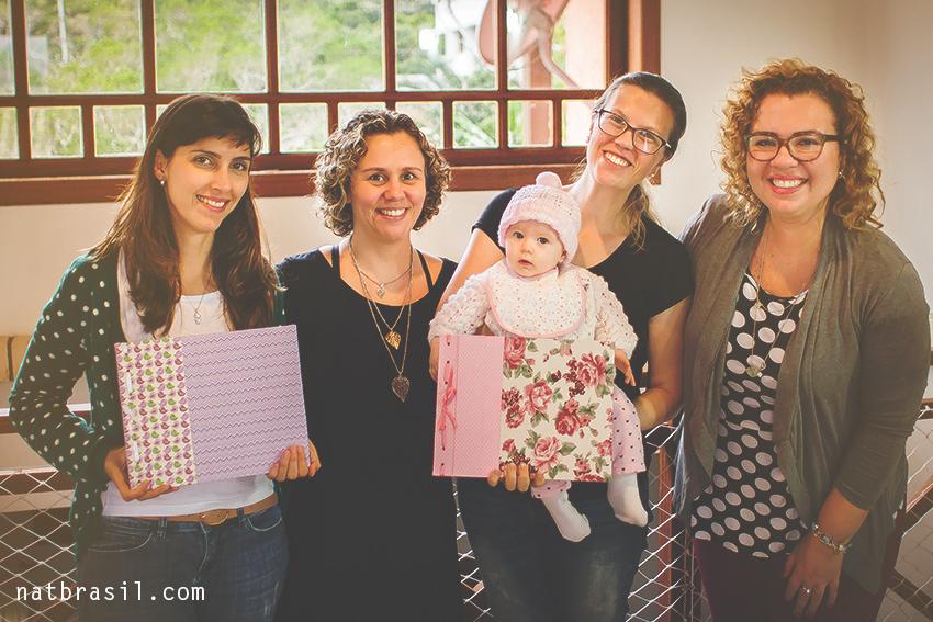 oficina encadernação mães florianopolis