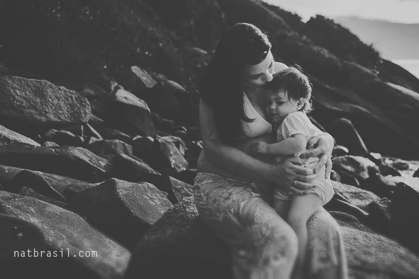 ensaio fotografia gestante familia florianopolis natbrasil